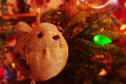 Bird-Ornament