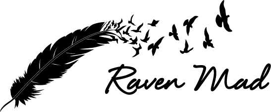 Raven Mad Designs New Logo The Craft Project
