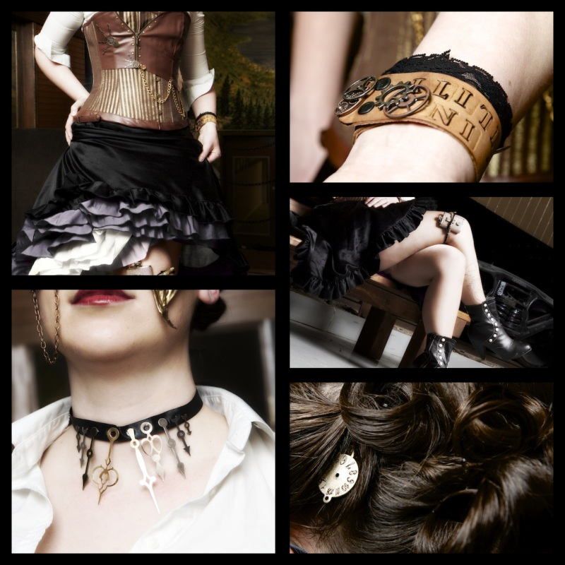 Steampunk-costume-collage